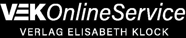 VEK Onlineservice I Verlag Elisabeth Klock